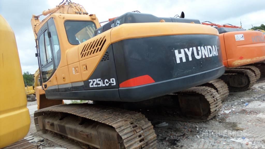 Hyundai R225LC-9