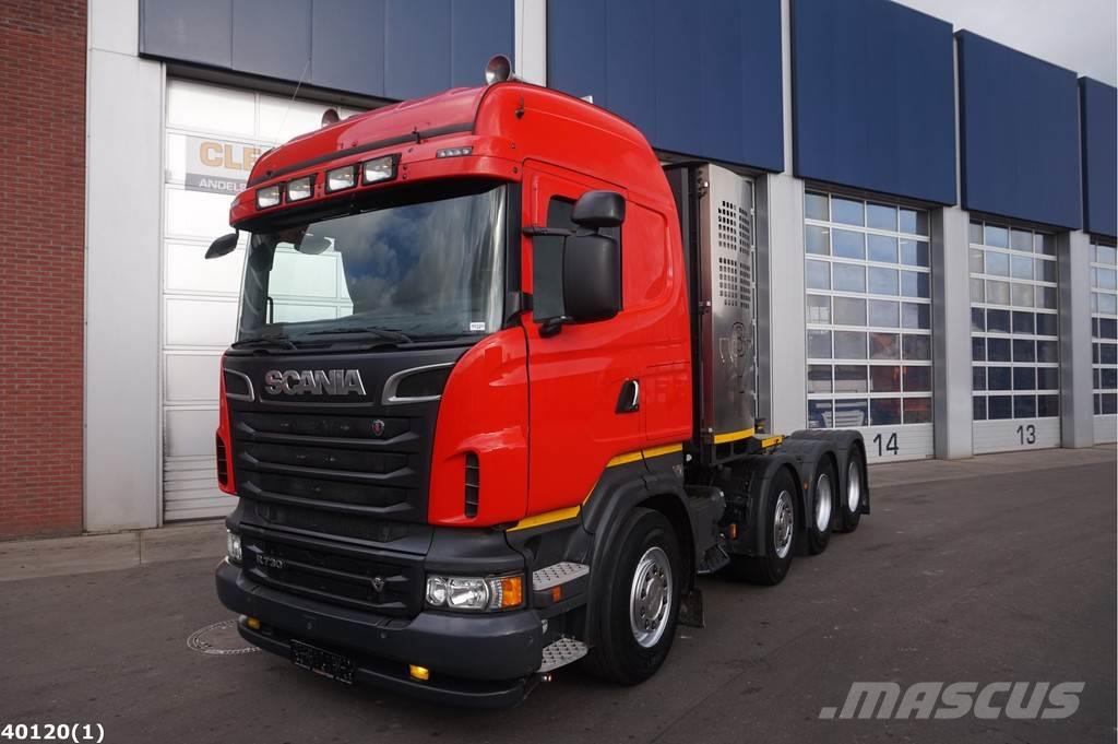 Scania R 730 V8 Retarder Heavy transport 150 TON