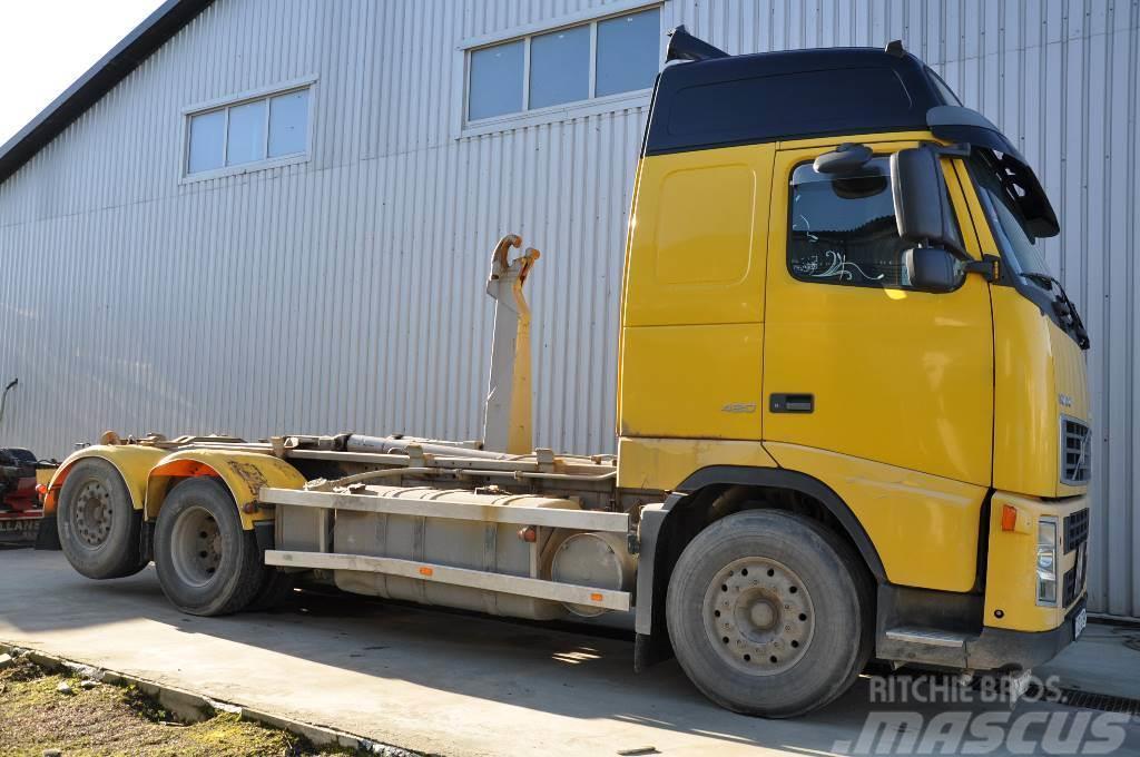 Volvo FH420 6X2