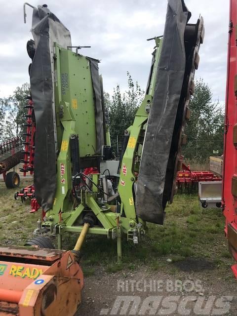 CLAAS DISCO 8550 AS SLÅTTERKROSS MED MATTOR 8,5M