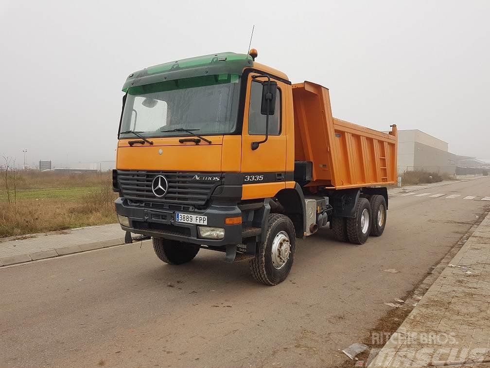 Mercedes-Benz Actros 3335 AK