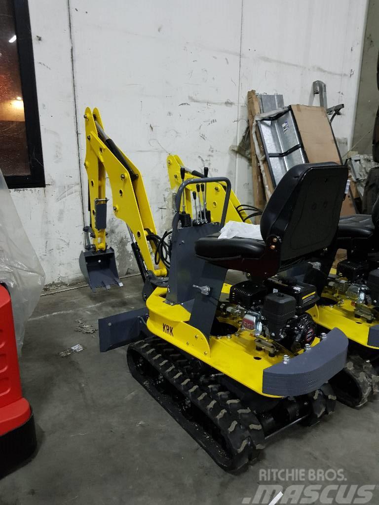 [Other] KRK Metallurgik Mini excavator MAK 5