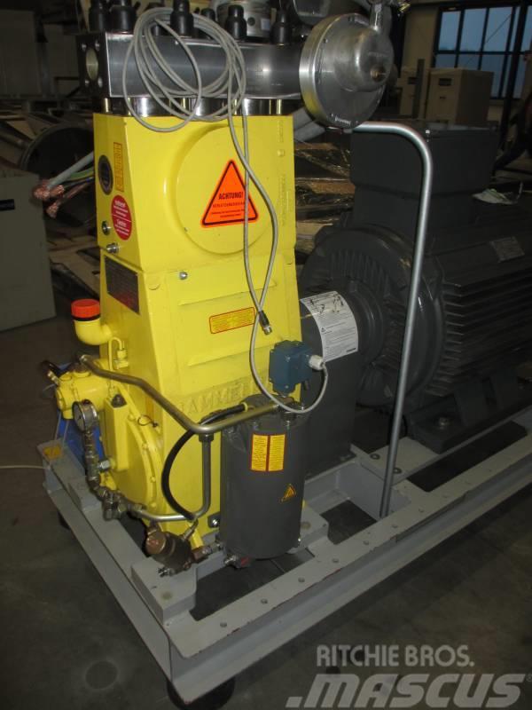 Hammelmann High Pressure Pumps HDP32 HDP52 HDP162
