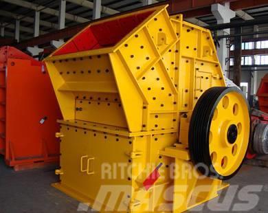 White Lai Stone Rock Crusher Machine GXF-50