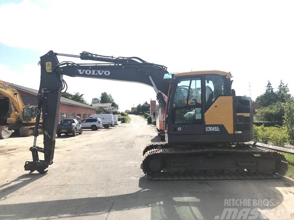 Volvo ECR 145EL