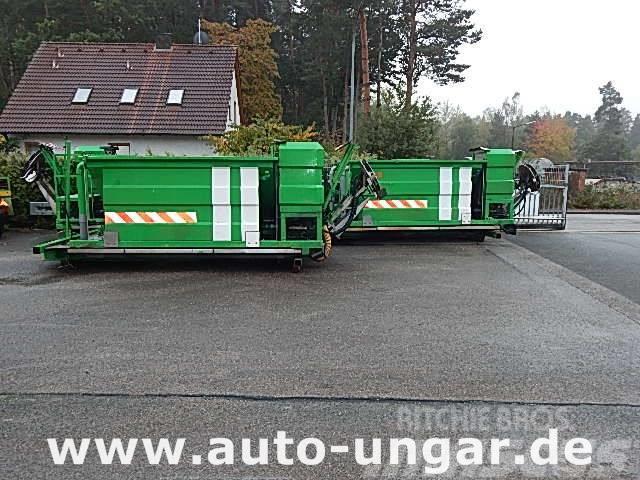Schmidt Salzsteruer Spreader Winterdienst GFK Edelstahl