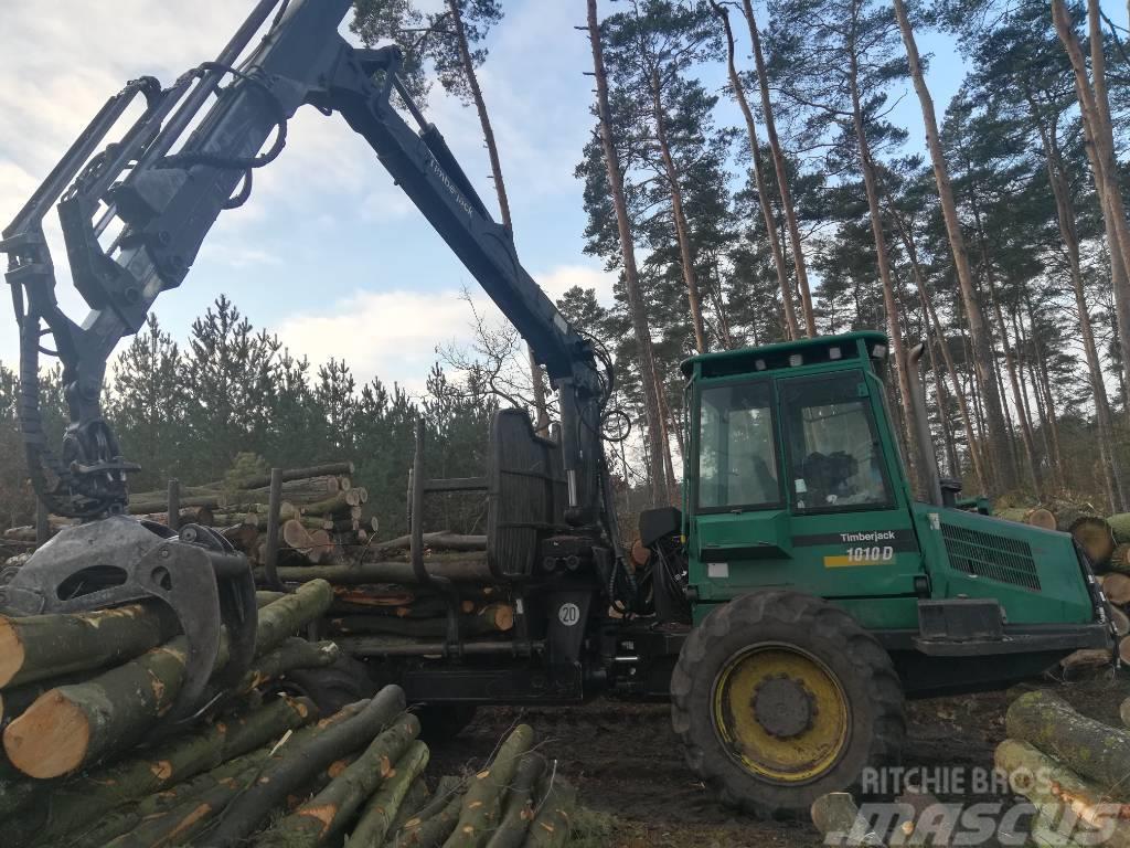 Timberjack 1010D