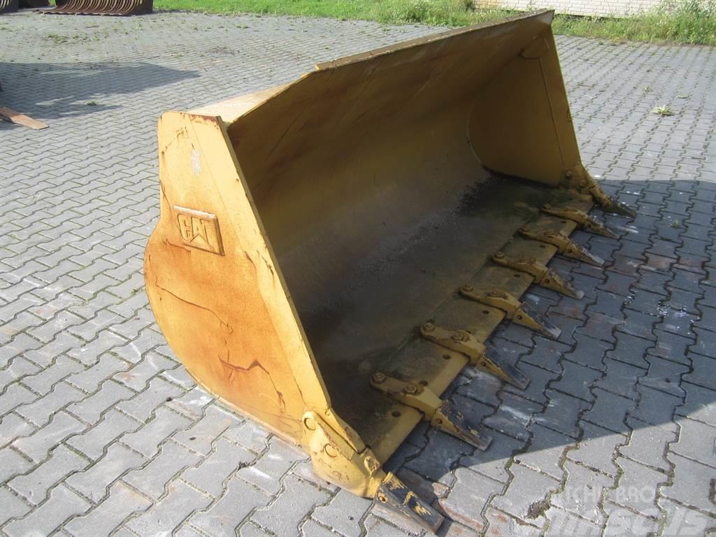 Caterpillar 924 G - 2,40 mtr - Bucket/Schaufel/Dichte bak