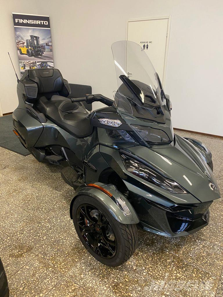 Can-Am Spyder RT Limited 1300