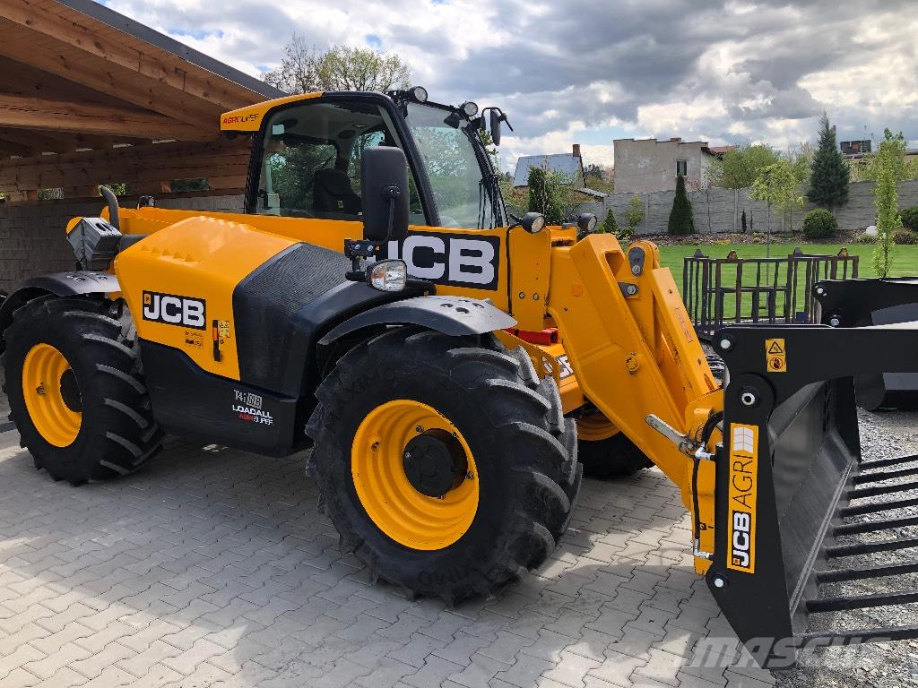 JCB 541-70 AGRI SUPER 2015r. 145HP (531,535,536,550)