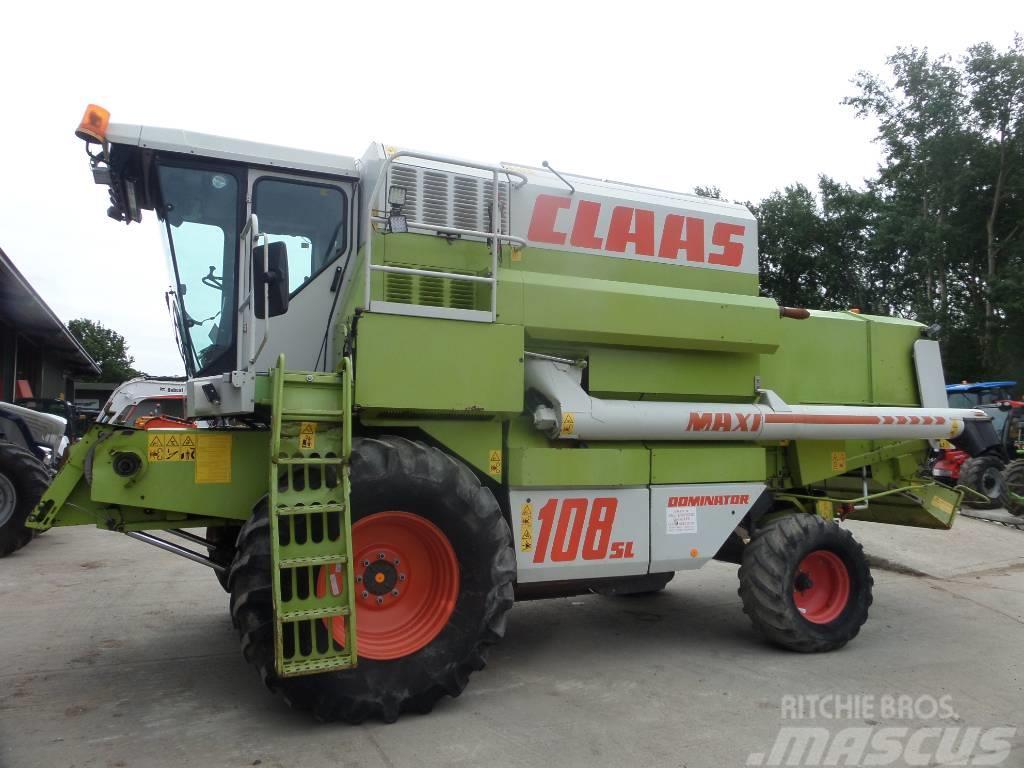CLAAS 108 SL