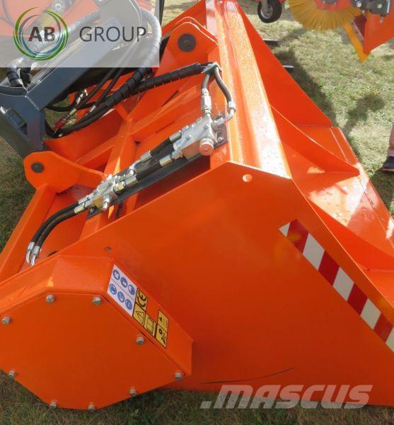 [Other] ATMP Sand salt spreader 1,9m/Sand- und Salzstreue