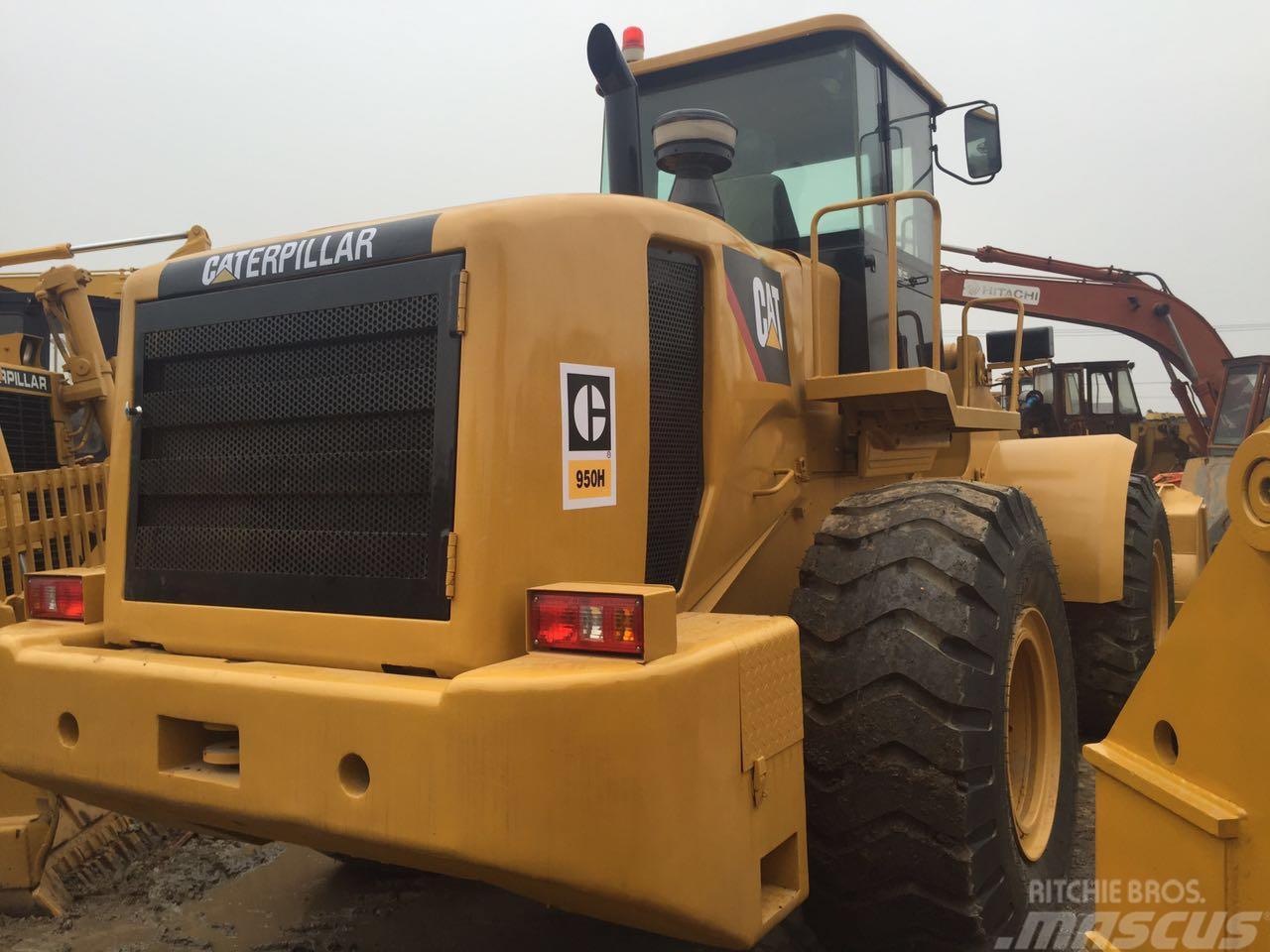 Caterpillar 950H 950 H