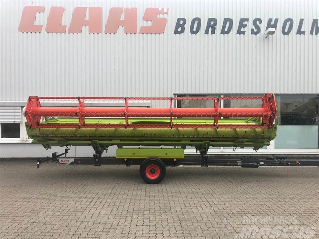 CLAAS Vario 770 + Transportwagen