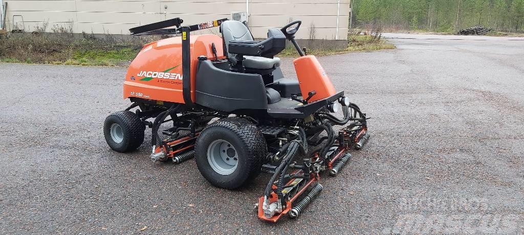 Jacobsen LF550 4WD