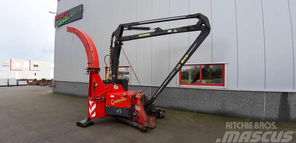 Greentec 930 / Mowi 400