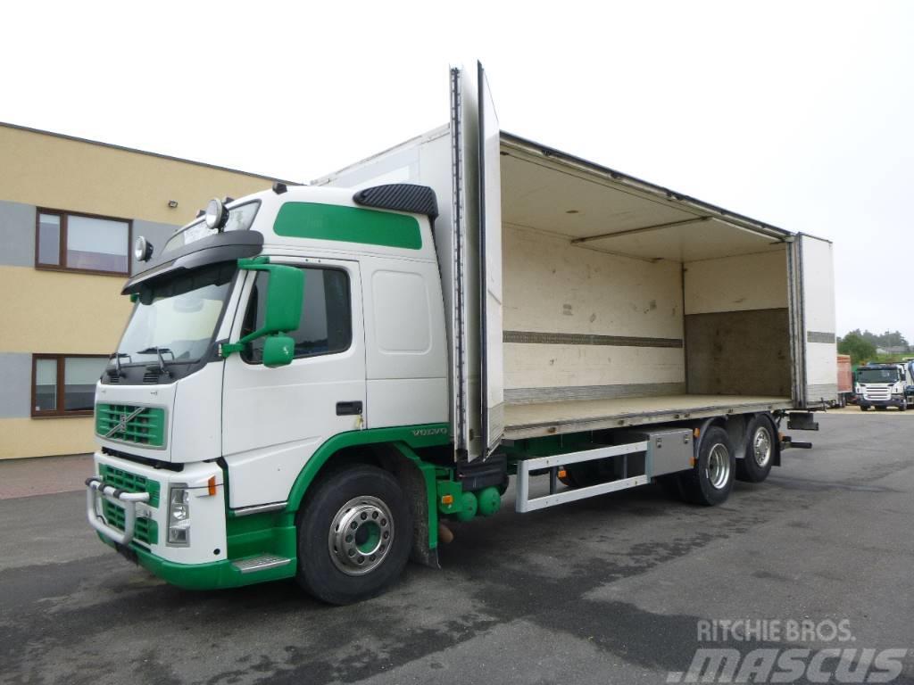 Volvo FM340 6x2*4+SIDE OPENING+EURO5