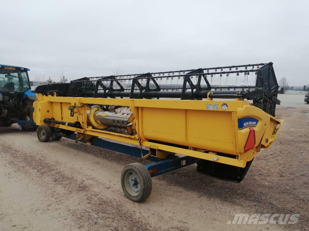 New Holland CX5080 RS