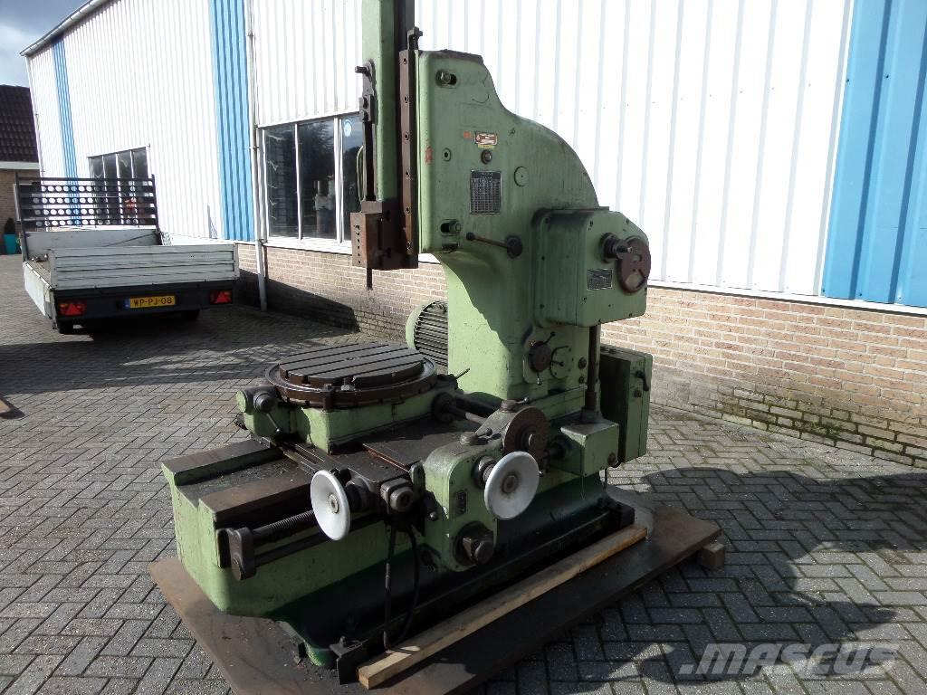 TOS slotting-shapping machine hov 25