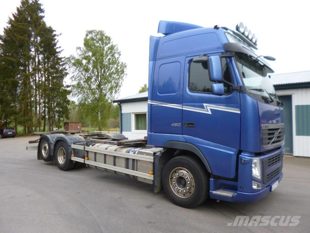 Volvo Fh 460 6x2*4
