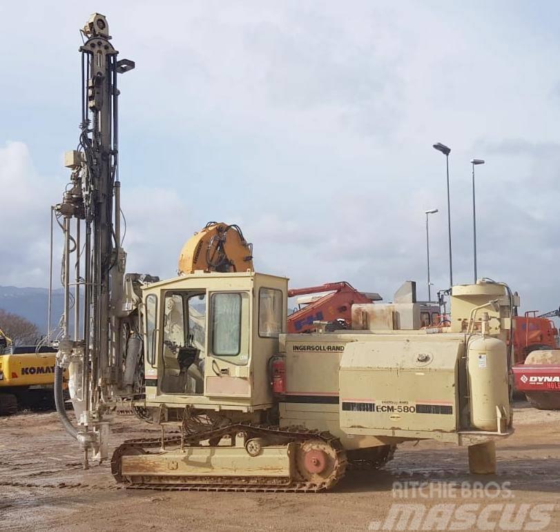 Ingersoll Rand ECM 580