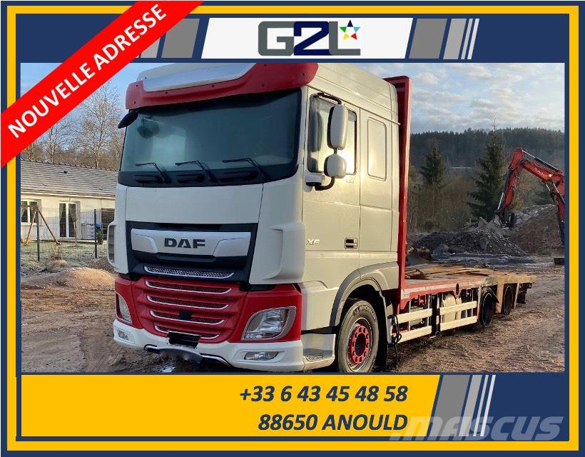 DAF XF 530 - PORTE PAILLE *ACCIDENTE*DAMAGED*UNFALL*