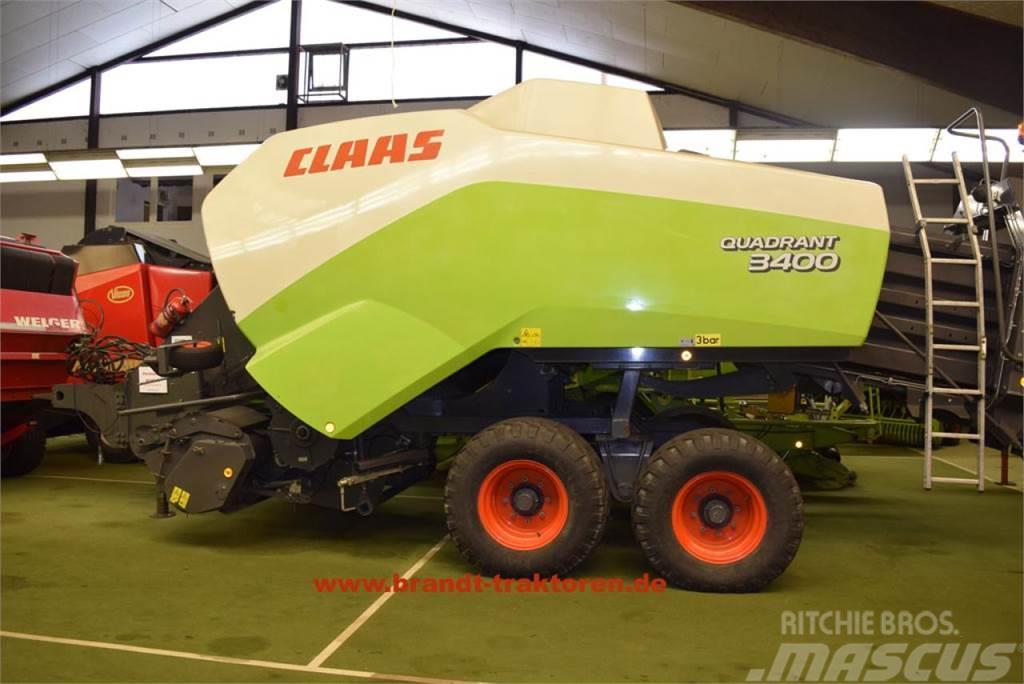 CLAAS Quadrant 3400