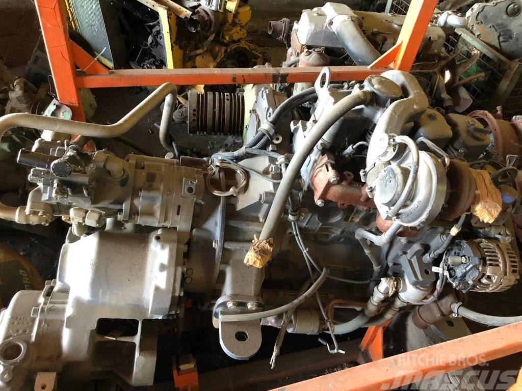 Iveco S4D104E ENGINE