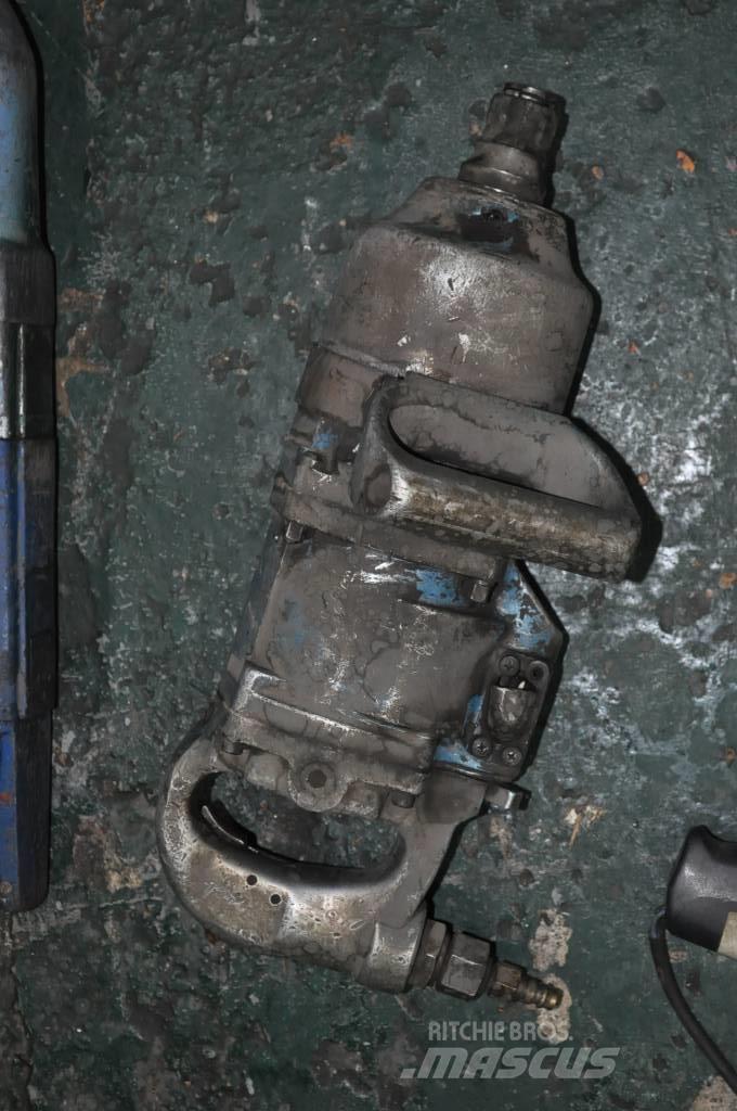 Bosch Klucz udarowy pneumatyczny