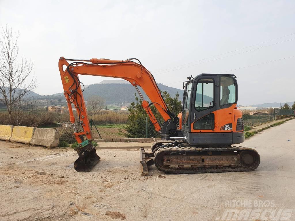 Doosan DX 80 R