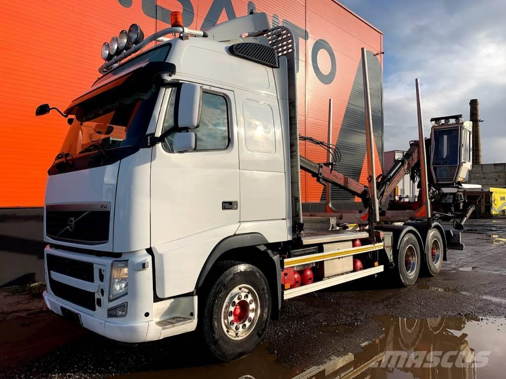 Volvo FH 500 6x4 Timber truck