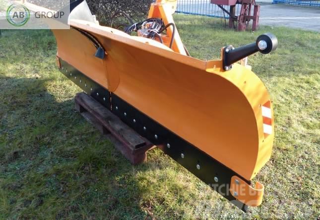 Pomarol Snow plough T201V4 3.3m / Schneeschild/Lames a ne
