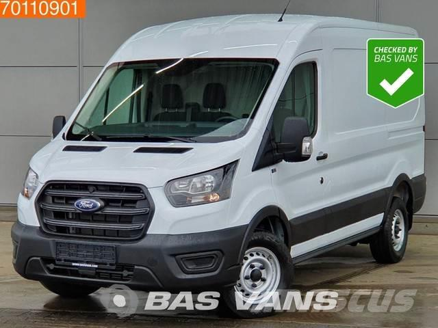 Ford Transit 2.0 TDCI 350L Nieuw Model 130PK Airco 3 Zi