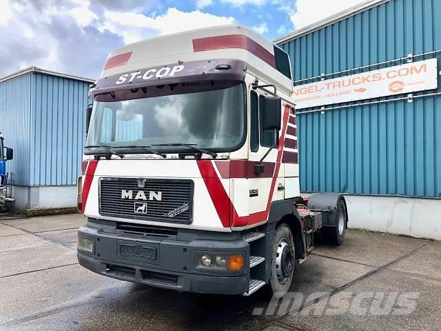 MAN 19.403FLT XT (EURO 2 / ZF16 MANUAL GEARBOX / ZF-IN