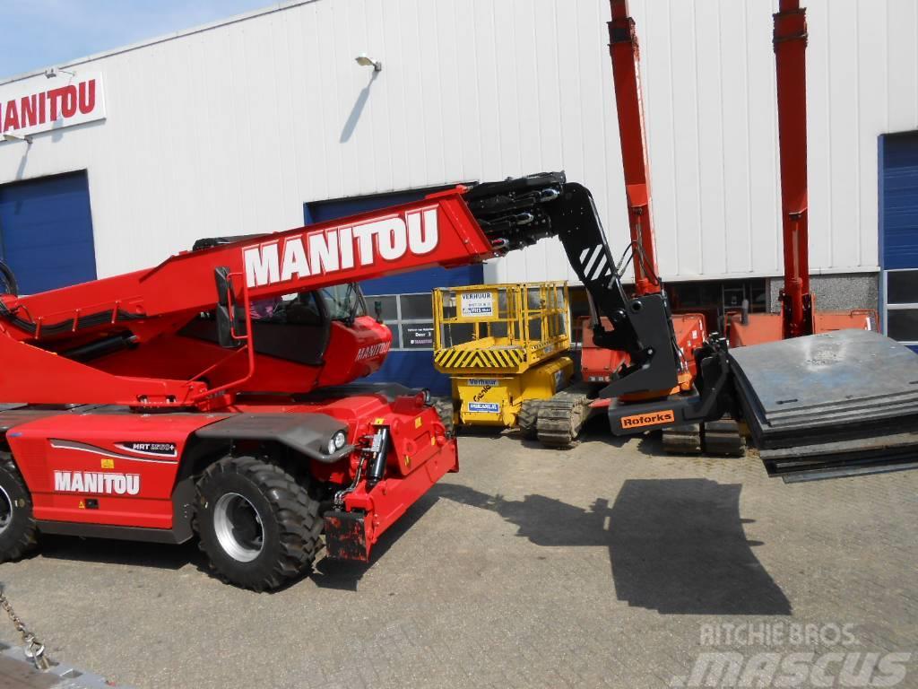 Manitou MRT ROFORKS ROTEREND VORKENBORD / ROATATING FORKS