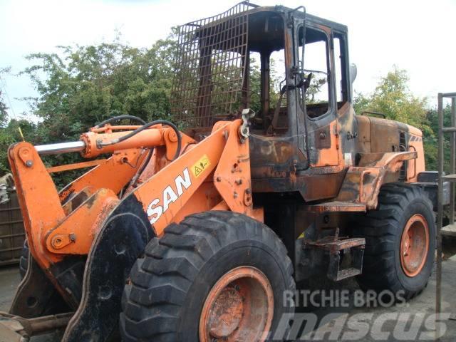 Doosan DL200 dismantling only