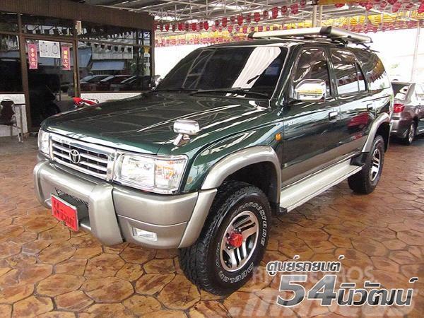 Toyota SPORT RIDER โฉมปี (98-02) 3.0 TURBO EFi MT4WD, 2002, Personbilar