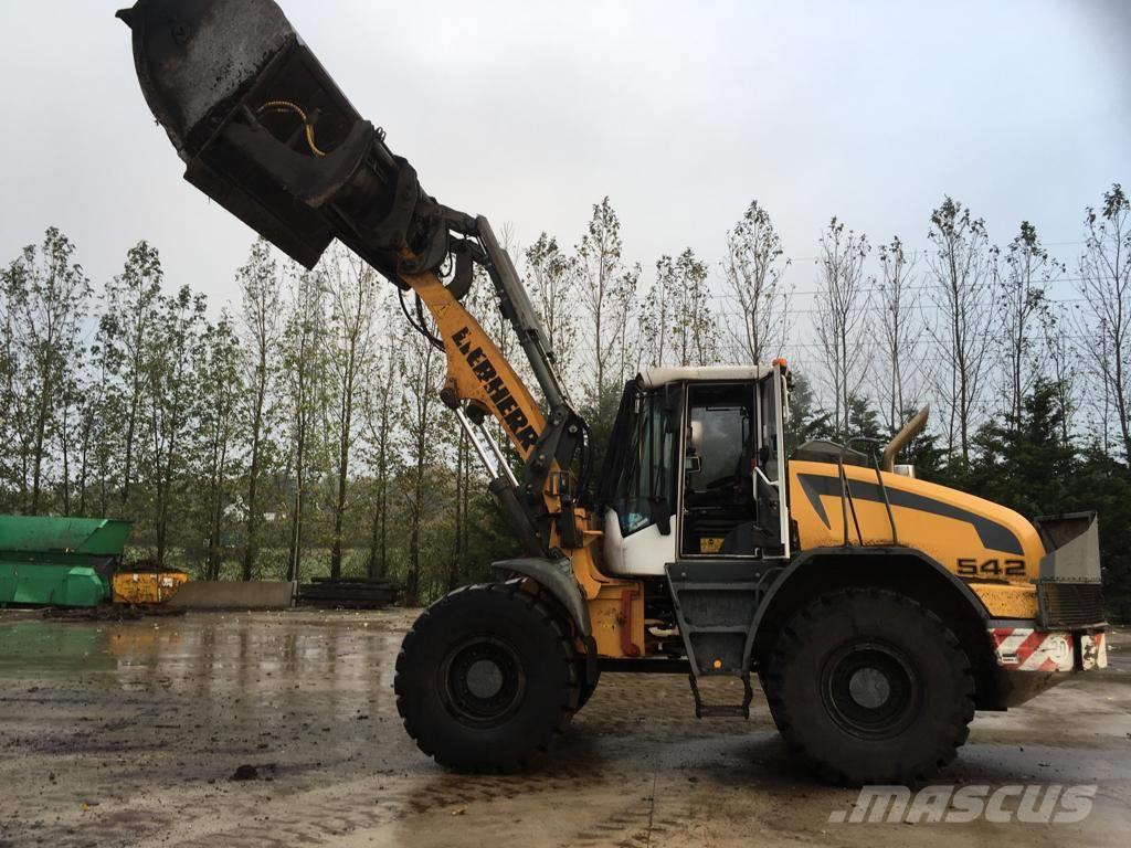 Liebherr 542 Base Loader (1464)