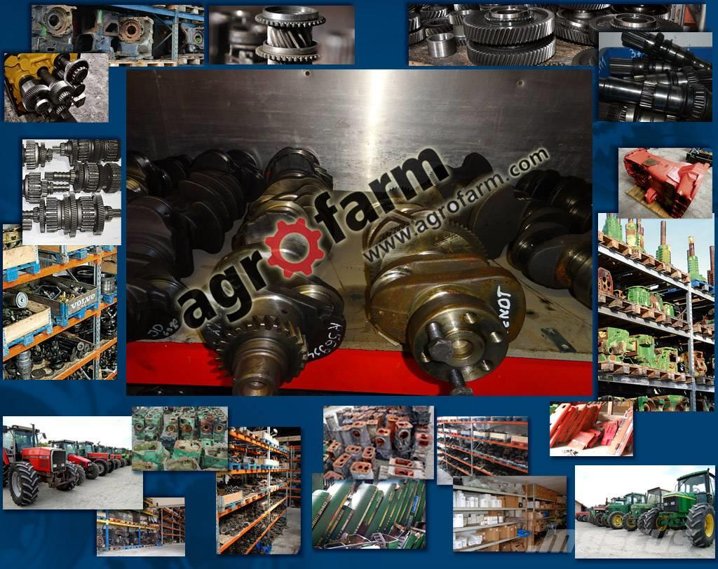 Renault Ares, Atles, 710, 715, 720, 725, 735, 815, 825