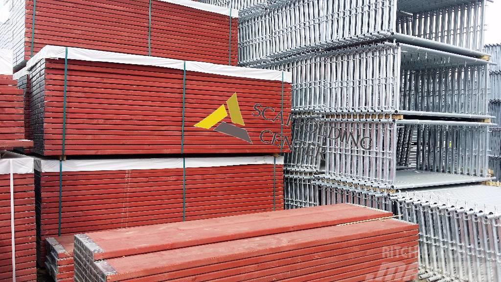 [Other] Plettac assco baumann scaffolding Gerüst 945mskele