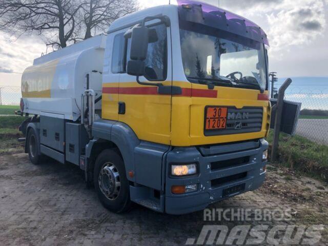 MAN TGA 18.350 Tankwagen 14.200 Liter