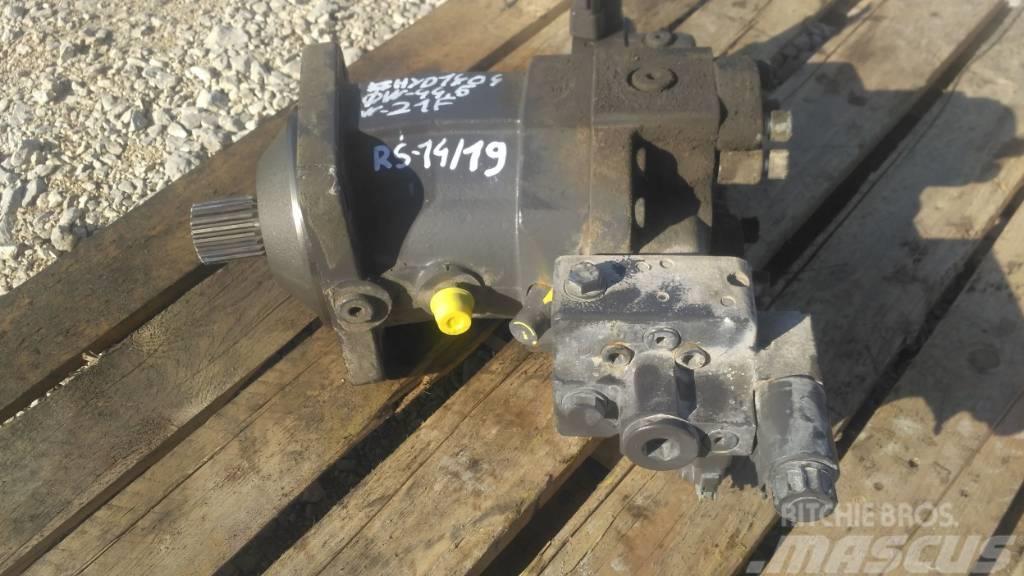 Volvo L30 L35 A6VM107DA5X 24801195 Hydraulic pump hydrau