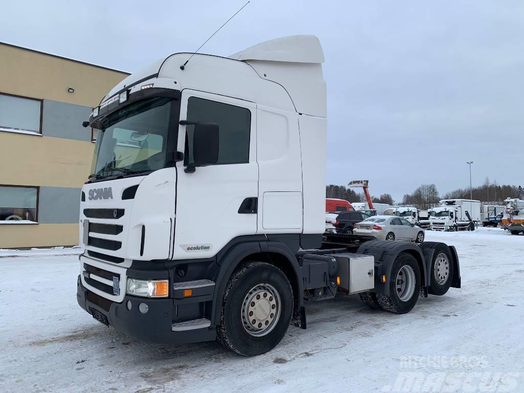 Scania G440 6x2+Euro5+OPTICRUISE