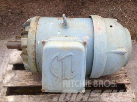 Leroy Somer Moteur électrique 45 kW
