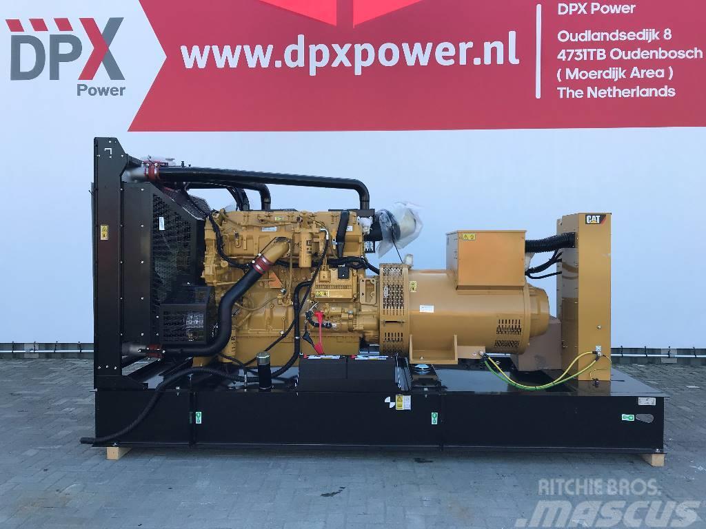 Caterpillar C18 - 715 kVA Generator - DPX-18030-O