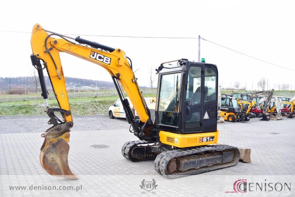 JCB 51R-1 JCB 8050 JCB 8055