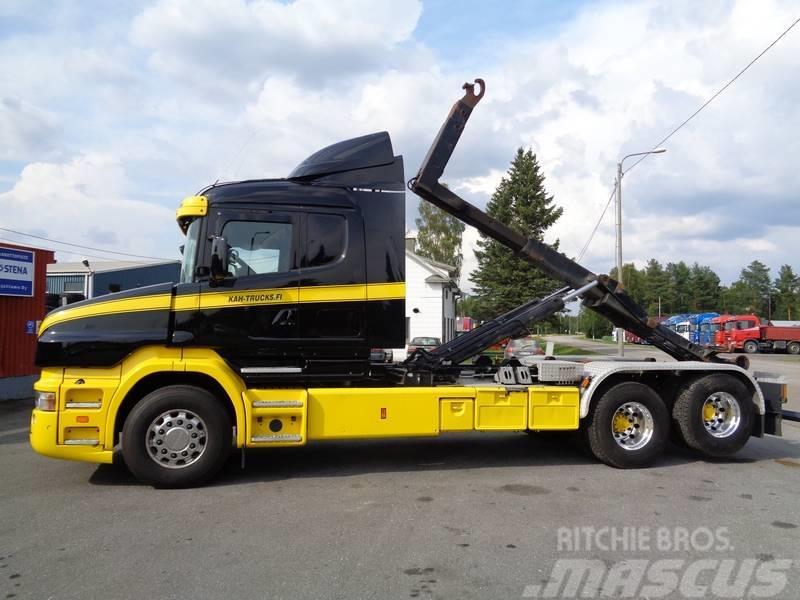 Scania T 480