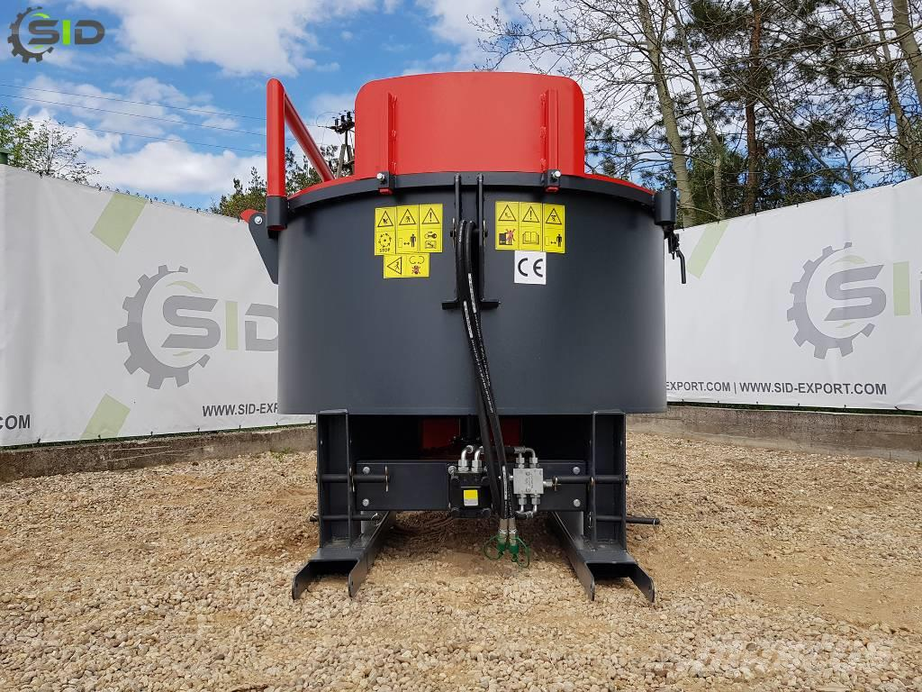 SID Bétonnière, Malaxeur Béton / Drum concrete mixer 6