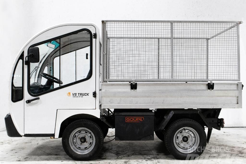 Goupil Eldriven lastbil/truck G3