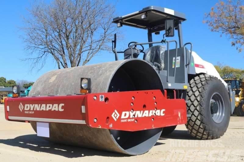 Dynapac CA255 Smooth Drum Roller
